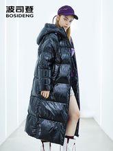 ห่านลงเสื้อ พัฟคอลเลกชันผู้หญิงลึกฤดูหนาว Parka thicken