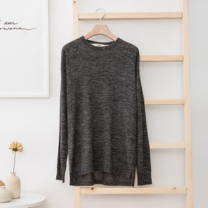 Image 5 - Metersbonwe New Brand Linen Sweater Men  Autumn Fashion Long Sleeve Knitted Men Cotton Sweater High Quality Clothes