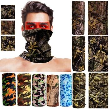 Fishing Scarf Mask UV Blocking Bandana Headwear Magic Headband Outdoor Cycling Hiking Camping Hijab
