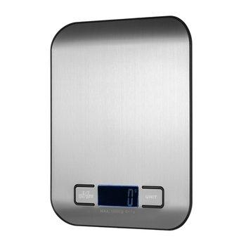 Кухонные весы из нержавеющей стали электронные весы весом 5 кг 10 кг бытовые кухонные весы еда мини грам весы ювелирные изделия сказал