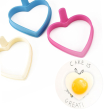 Silicone Fried Egg Pancake Ring Breakfast Omelette Fried Egg Heart Shape Mould for Cooking Breakfast Frying Egg Kitchen Gadgets round shaper eggs mould for cooking breakfast frying pan oven kitchen new silicone fried egg pancake ring omelette fried egg