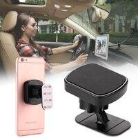 car air outlet 1Pcs Black Universal Car Magnetic Air Outlet Bracket Auto Mobile Phone Holder Mount Stand 5*4.2cm (2)