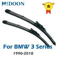 MIDOON Wiper Blades for BMW 3 Series E36 E46 E90 E91 E92 E93 F30 F31 F34 316i 318i 320i 323i 325i 328i 330i 335i 318d 320d 330d|Windscreen Wipers|Automobiles & Motorcycles -
