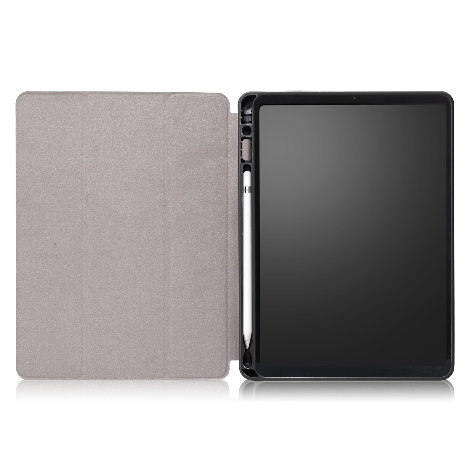 Pencil 10.2 Folding For Funda Tablet Case Holder IPad Inch Smart 2020 with Stand Magnetic