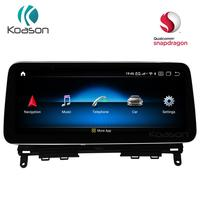 Qualcomm 10.25 inch Screen Car GPS Navigation for Mercedes Benz C class W204/S204 (2008 2010) Vehicle Multimedia Player