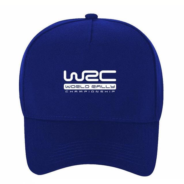 Baseball Caps MAGLIA WRC RALLY AUTO MOTO TUNING WORLD IDEA REGALO FLUO UOMO DONNA AUTO Baseball Caps CAR  brand Sun Hats