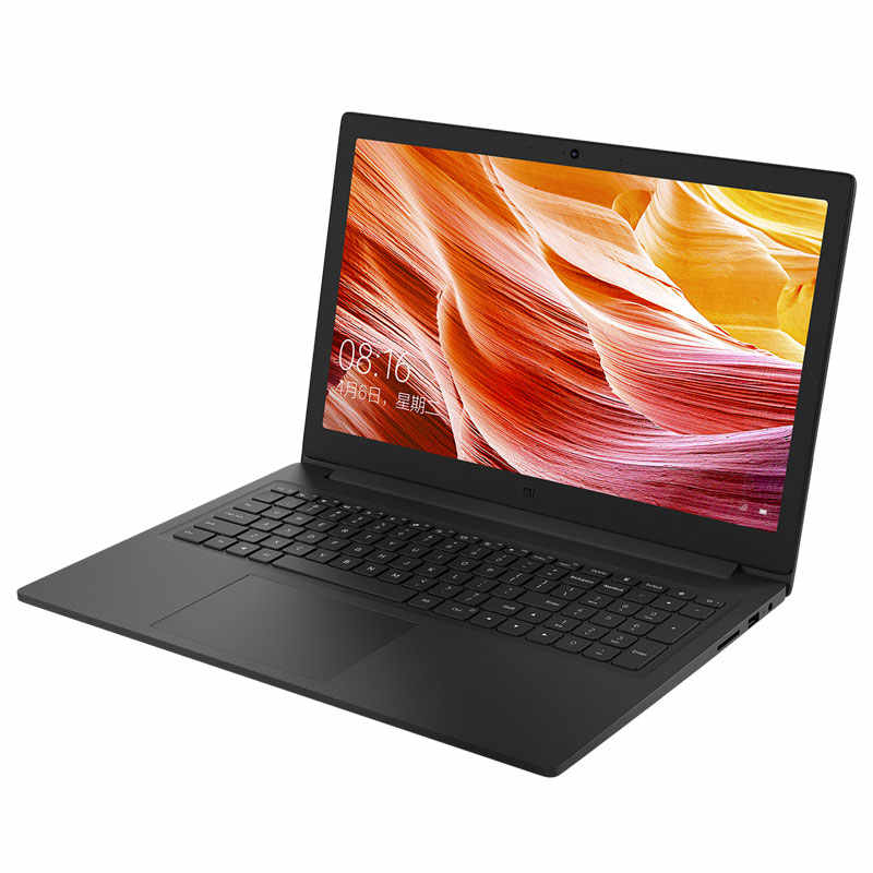 Xiao mi mi Ruby 2019 Notebook 15.6 cala Windows 10 intel core i3/i5/i7 czterordzeniowy 8GB RAM 256 GB/512 GB SSD Notebook odcisk palca