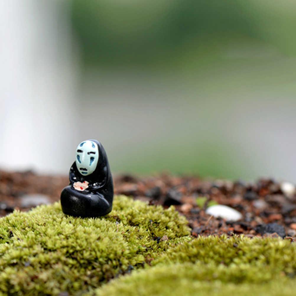 การ์ตูนสัตว์ Miniatures Figurines มินิหัตถกรรม Figurine Plant Garden Ornament Miniature Fairy Garden Decor DIY