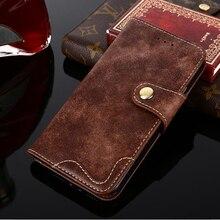 Für LG V50 V50S V40 V35 V30s ThinQ W30 W10 W30 Q7 Q6 Plus Q60 Stylo5 X4 X2 2019 Vintage flip Leder Telefon Fall Stehen Abdeckung Tasche
