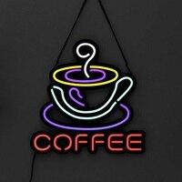 Barato https://ae01.alicdn.com/kf/Hc5758ab276214b4184a335e43f06a174Q/Café LED Neon Sign luz colgante fiesta Bar Club Visual obra de arte lámpara decoración de.jpg