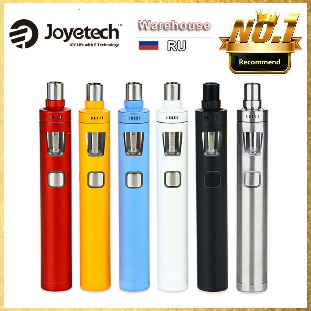 Original Joyetech Ego AIO Pro C Starter Kit With 4ml Tank Capacity All-in-One Electronic Cigarettes Kit NO 18650 Battery
