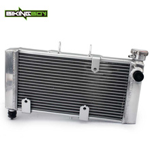BIKINGBOY Aluminum Engine Water Cooling Cooler Radiator For Honda NC 700 / ABS 2012 2017 NC 750 ABS 2014 2019 19010 MGS J31