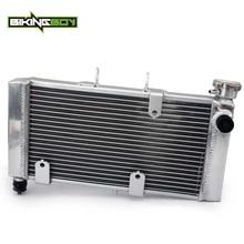 BIKINGBOY aluminiowa chłodnica grzejnika chłodzenia silnika dla Honda NC 700/ABS 2012 2017 NC 750 ABS 2014 2019 19010 MGS J31