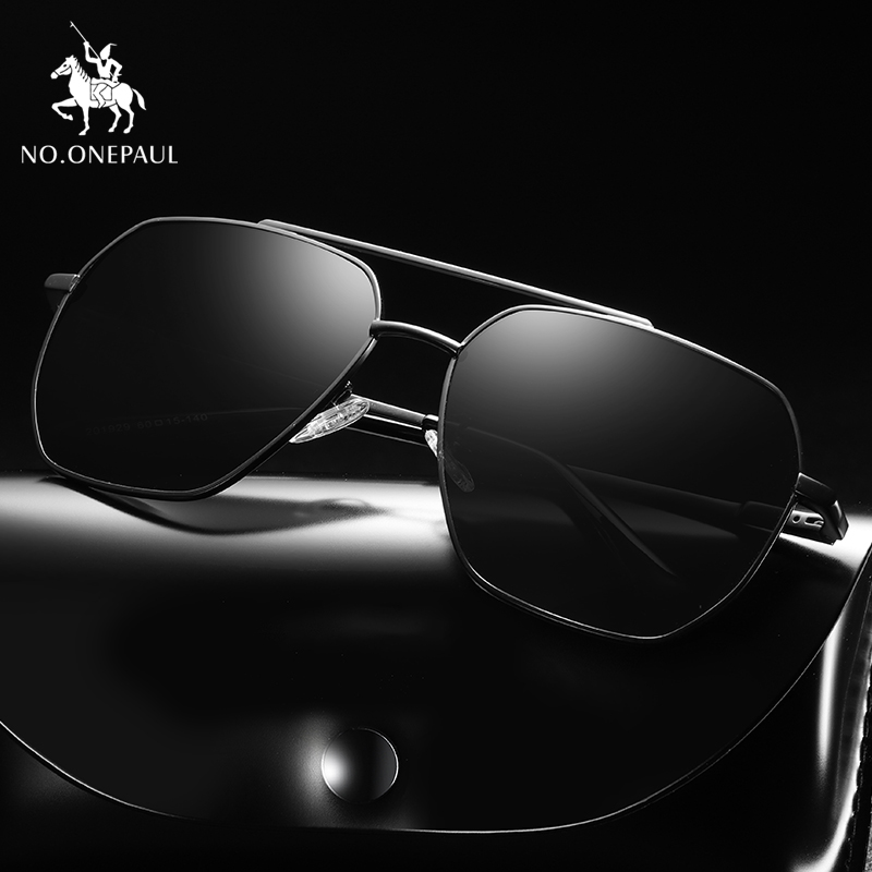 NO.ONEPAUL Driving Sunglass For Womens Outdoor Polarized Men Sunglasses Luxury Round Women Sun Glasses Mens Brand Designer
