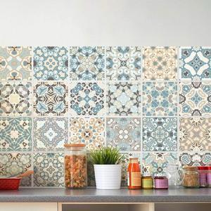 24pcs Waterproof Tiles Mosaic