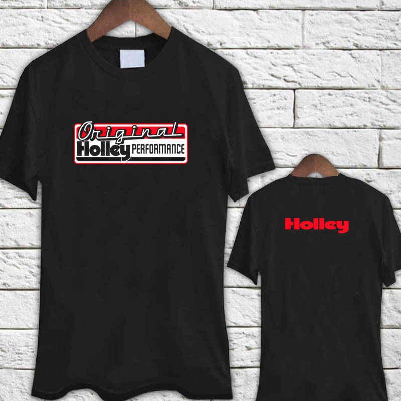 2020 新メンズホリー装備ロゴキャブレターパフォーマンス黒 Tシャツ Tシャツ Tシャツ夏ノベルティ漫画 Tシャツヒップホップ