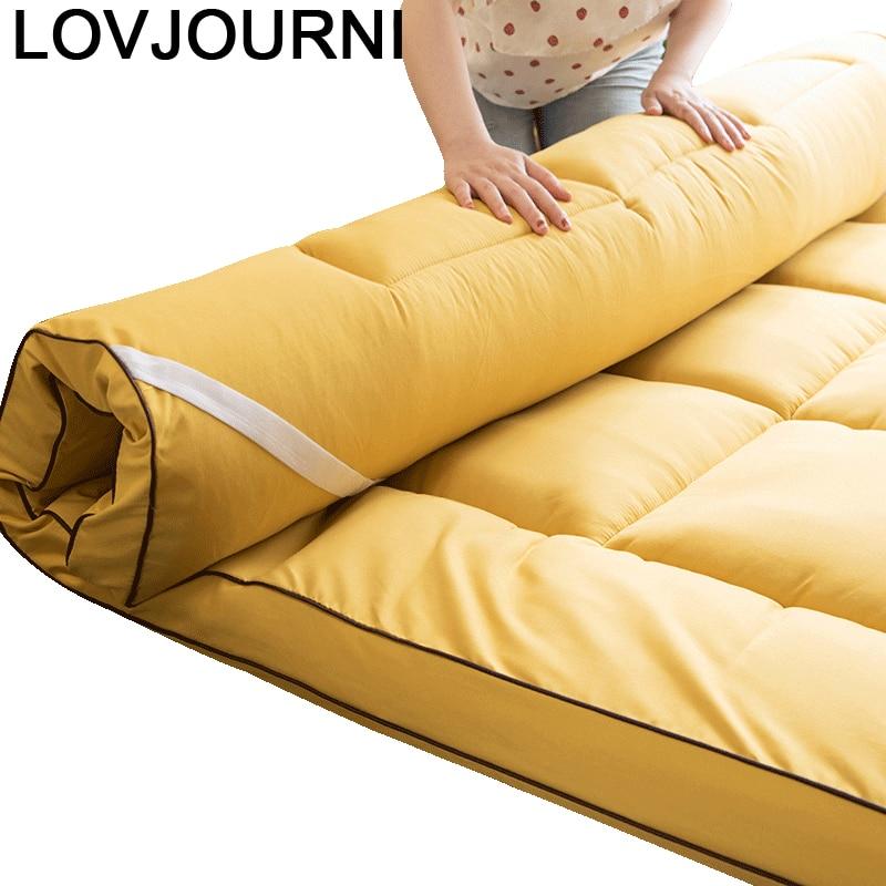 Matratze Tooper Mattresses Tatami Materasso Bed Bedroom Furniture Colchones De Cama Colchon Matras Kasur Materac Mattress Topper