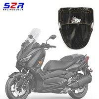 Roller Stamm Grid Tasche für Yamaha AEROX NVX 155 NMAX XMAX 300 400 ZUMA 125 Elektrische Universal Sitz Lagerung Mesh net Tasche-in Motorrad-Koffer aus Kraftfahrzeuge und Motorräder bei