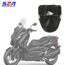 Scooter Trunk Grid Pocket for Yamaha AEROX NVX 155 NMAX XMAX 300 400 ZUMA 125 Electric Universal Seat Storage Mesh Net Bag