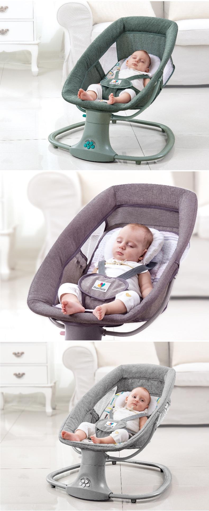 Newborns-Sleeping-Cradle-Bed-Child-comfort-chair-reclining-chair 12