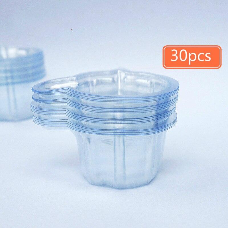 Vruchtbaarheid Tests Cup Urine Container Voor Lh Ovulatie Vruchtbaarheid Wegwerp Cup Nieuwe Aankomst 30 Pcs 40 Ml Urine Midstream Test strips