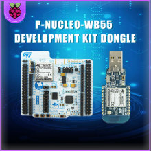 1/Pcs Veel P-NUCLEO-WB55 Development Kits Arm Ble Nucleo Pakket Inclusief Usb Dongle En Nucleo-68 Met STM32WB55 Mcu 'S Dropship