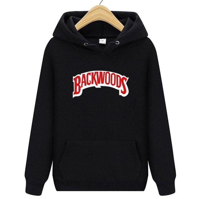 Brand Men Sportswear Fashion brand Backwoods Print Mens hoodies Pullover Hip Hop Mens tracksuit Sweatshirts hoodie sweats