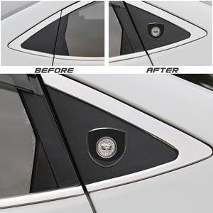 Image 1 - Car Sticker for Cadillac SLS XLR XTS ATS BLS CTS EXT STS SLR SRX Emblem Logo Stickers Crystal Decorative Decal Auto Accessories