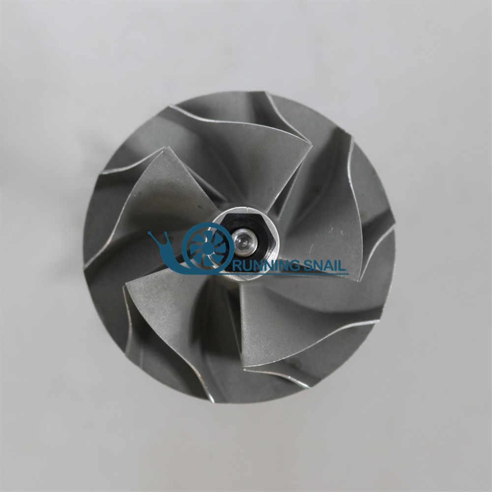 Turbocharger Rotor CT12B 17201-67010 17201-67040 1KZ untuk Landcruiser 3,0 TD (2000-) 125hp Liteace Townace 5/5 Pisau