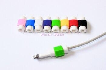 Ładowarka cyfrowa kabel ochronny przewód do Apple iPhone 6 6s 6 Plus 6s Plus 7 7 Plus kabel ładujący osłona nawijacza