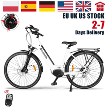Electric-Bicycle Motor Mid-Drive City e-Bike M200-Torque 8-Speed-Shimano BAFANG Women's