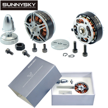 1pcs Sunnysky V2806 400kv 650KV disc motor for RC model aircraft quadcopter multi-rotor drone accessories цена 2017