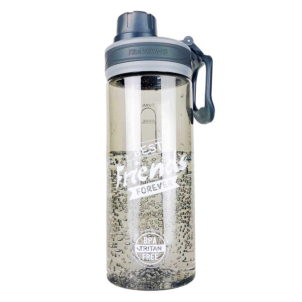 Gourd กีฬากลางแจ้งขวด 430 550 650ML Protein Shaker พลาสติก Tritan Hydro Flask ขี่ Leak PROOF Seal น้ำขวด