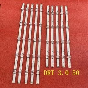 Image 2 - 5set=50pcs LED backlight strip for LG 50LB 50LB650V Innotek DRT 3.0 50 A B 6916L 1735A 1736A 1781A 1782A 1978A 1979A 1982A 1983A
