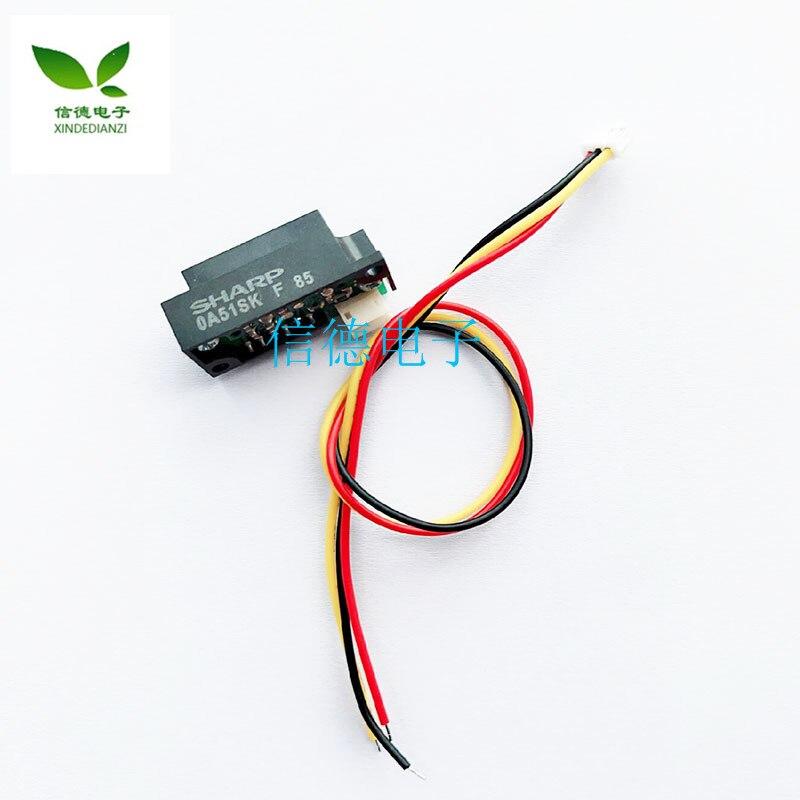 GP2Y0A51SK0F Sharp Infrared Range Sensor 2-15cm