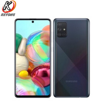 Brand New Samsung Galaxy A51 A515F DSN 6.5 6GB RAM 128GB ROM Mobile Phone Four Rear Camera Android 4000mAh Dual SIM Smart Phone