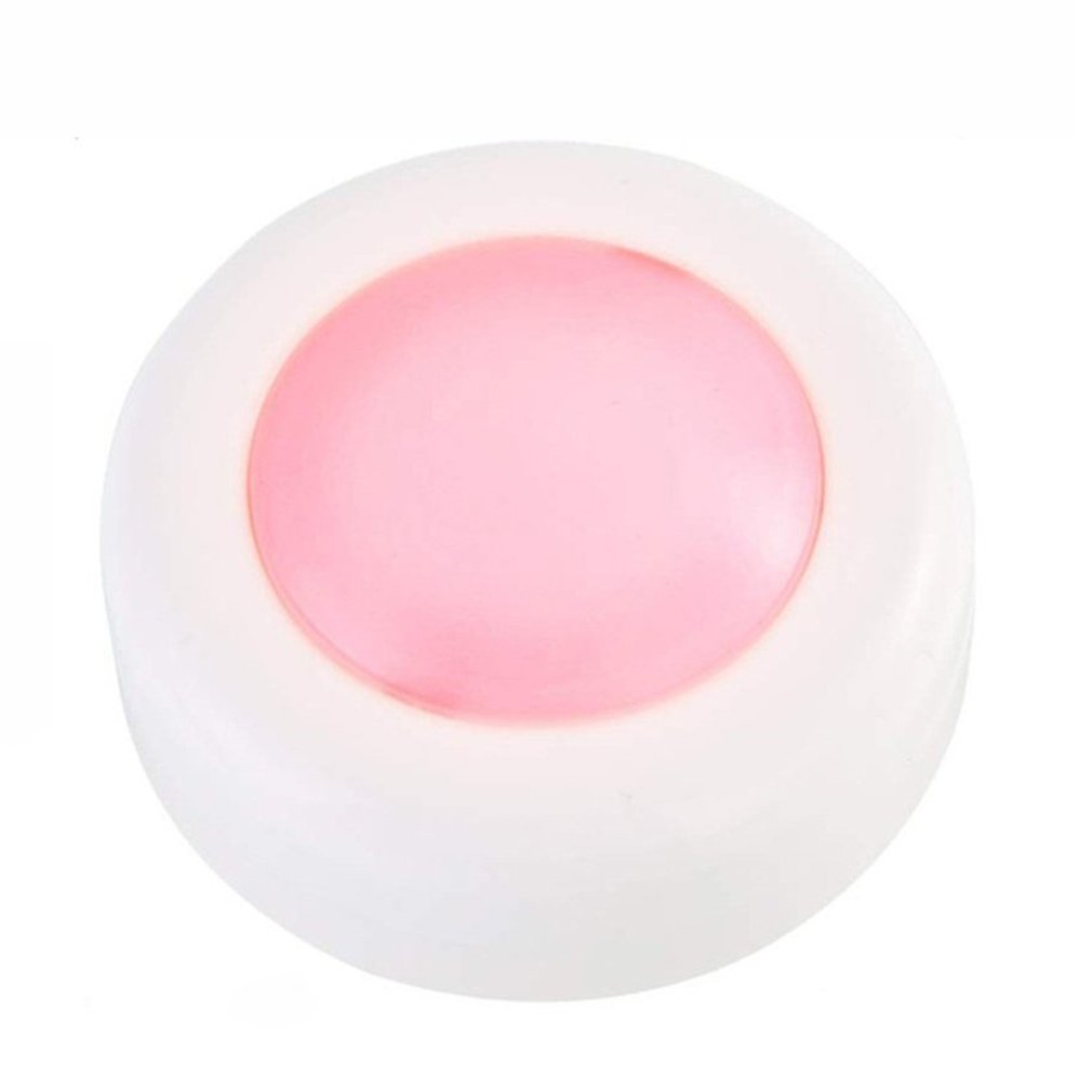 Infrared Colorful Remote Control Cabinet Light Infrared Colorful Dimming Color Night Light Portable Convenient