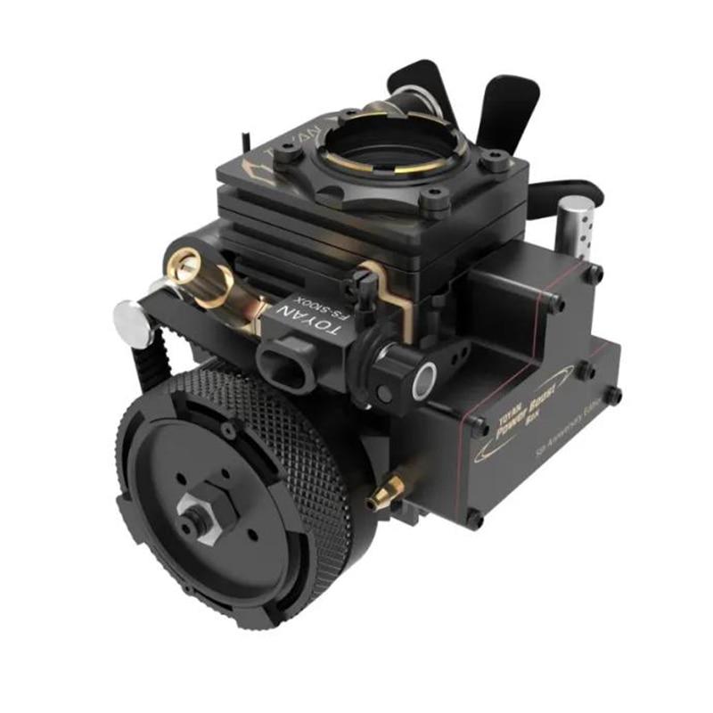 Cámara de combustión de motor TOYAN FS-S100AT Visual Fifth Anniversary Edition - 4