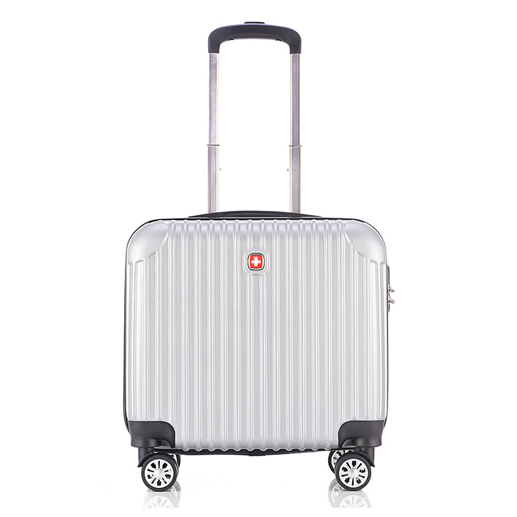Wholesale 16-Inch Saber Boarding Travel Trolley Universal Wheel Small Password Suitcase Travel Lugguge Business Trip Travel Busi