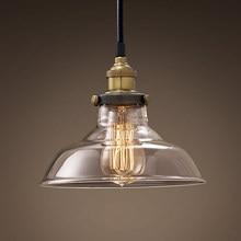 Luzes pingente de vidro da sala jantar do vintage lâmpada pendurada rússia loft luminária quarto moderno luminária com claro cinza cor âmbar
