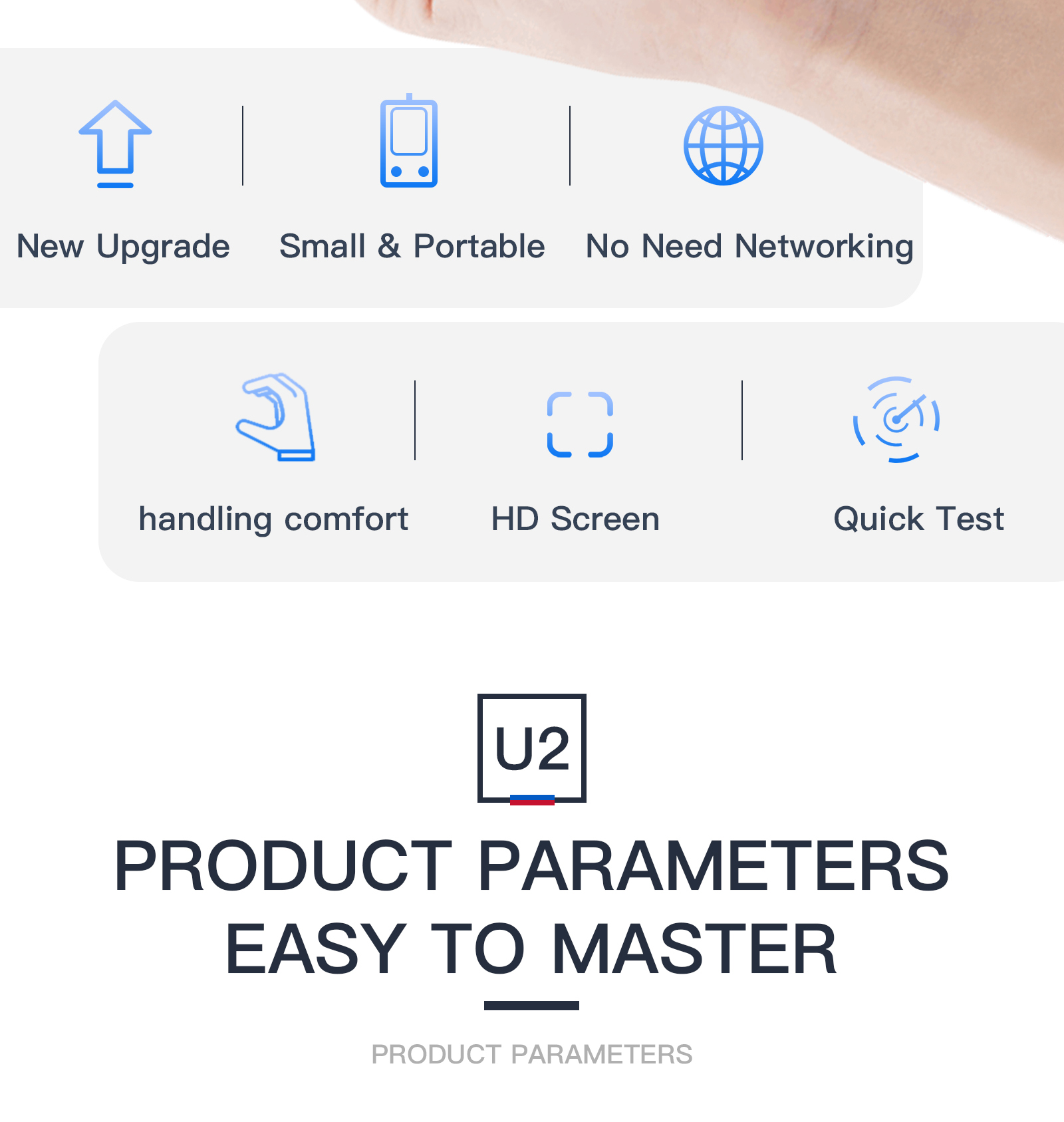 home improvement : JC U2 Chip Tristar Tester U2 Charge fault Fast Detector for iPhone 5-11Pro Max Auto-test U2 Status Serial Number Detector Reader