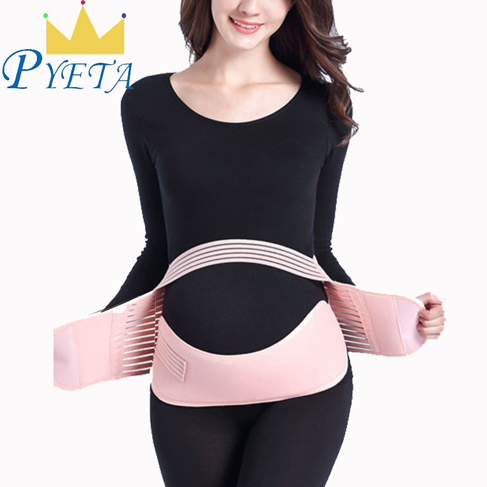 Pregnant Women Belts Maternity Pregnancy Belly Waist Pelvis Support Prenatal Strap Belt Maternity Girdle Belt Binding Belly Band