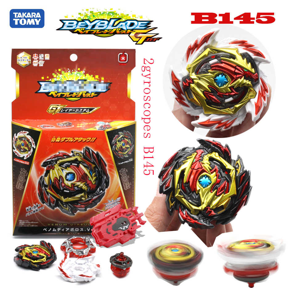 Toupie Beyblades B145 Metal Fusion Top Beyblade Burst 4D Master Bayblade Bey Blade With Launcher Beyblade Toys For Children Boy