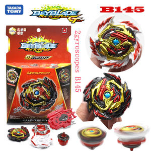 Beyblades Toys Fusion-Top Master Metal Children with B145 4D Launcher for Boy Toupie
