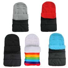 Multi-function Baby Stroller Sleeping Bag Children Kids Trolley Thickened Swaddl Y51E