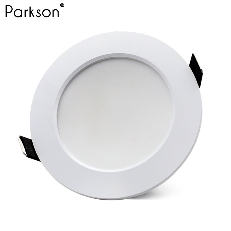 LED Downlight 18W 15W 12W 9W 7W Waterproof Warm White Cold White Recessed LED Lamp Spot Light AC 185-265V
