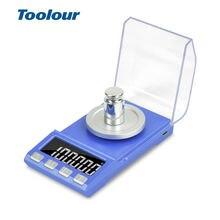 Портативные ювелирные весы toolour100g/50gx0001g с ЖК дисплеем