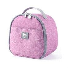 Lunch Bags For Women, Aluminum Foil Box Bag Cooler Bag, Portable Food Organizer Picnic