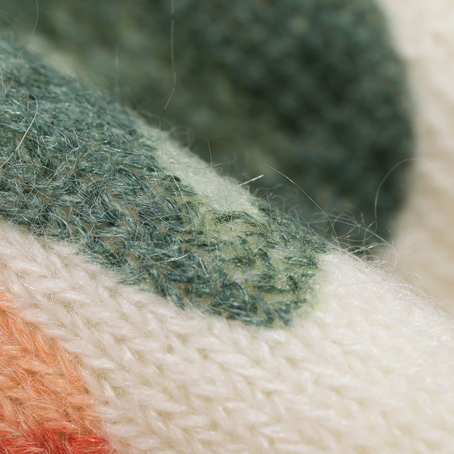 Pull à manches longues pour femmes, motif Floral, Pull Chic et élégant, col rond, Vintage, automne hiver, 2020