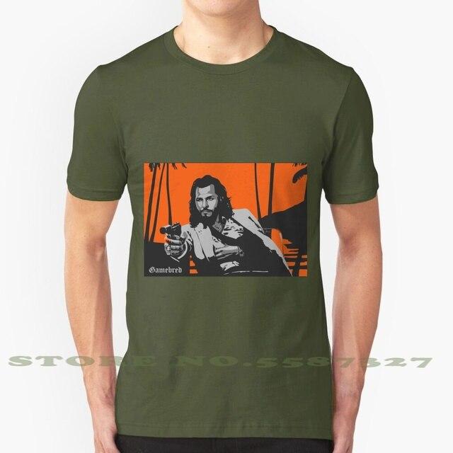 "Jorge ""Gamebread"" Masvidal kubańska moda t-shirt w stylu Vintage t-shirty Jorge Masvidal Gamebread Street Jesus 224 Nate Diaz Im nie"